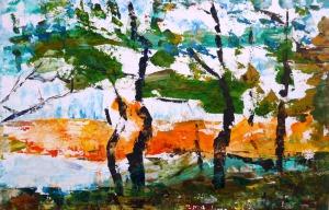 'Samothraki landscape'