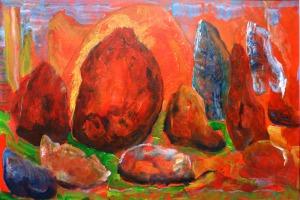 'Celtic stones'