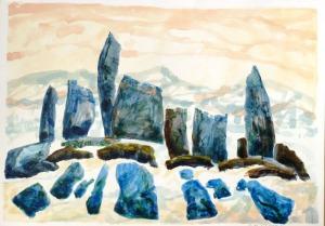 "'Celtic Stone"""