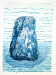 'Blue stone'