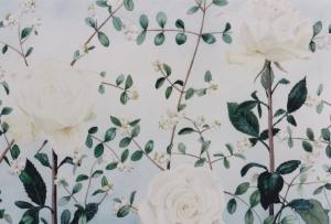 witte-rozen-en-sneeuwbes