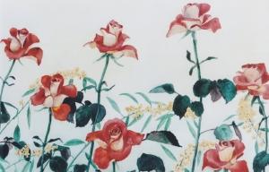 rozen-en-euforbia
