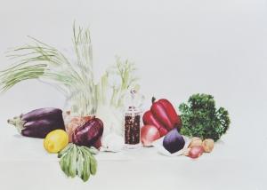 groenten-stilleven