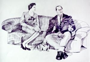 1-echtpaar-op-bank